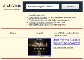 archive.is copy of johnwayne.builders